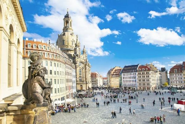 8-Day Central Europe Holiday: Berlin to Vienna