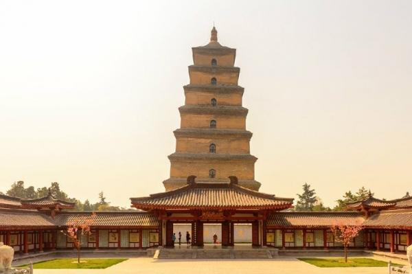8-Day China Golden Triangle Tour