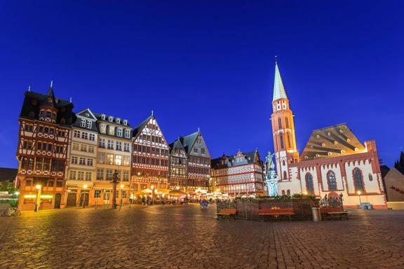 6-Day Central + Western Europe Holiday: Prague to Amsterdam