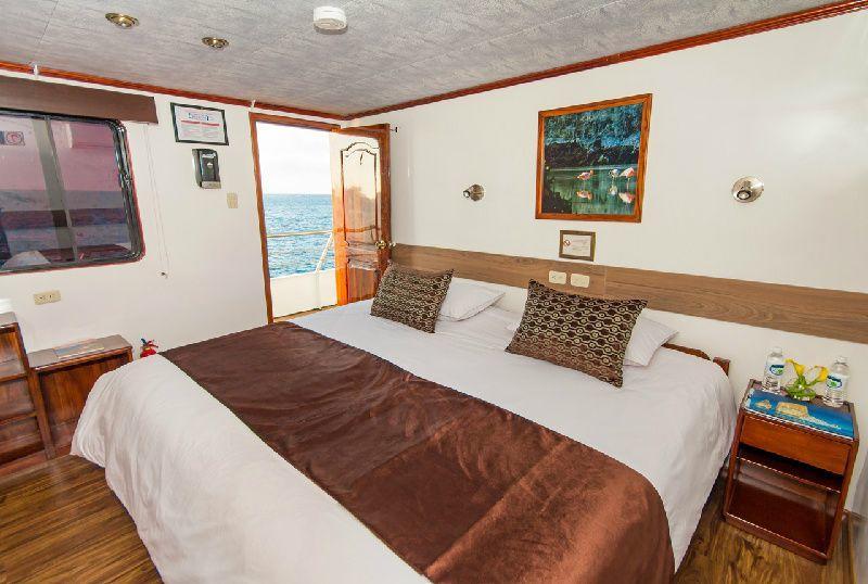 San Jose Yacht - Galapagos Cruise