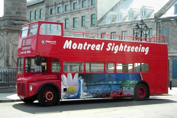 48-Hour Montreal Day & Night Hop-on Hop-off Sightseeing Tour