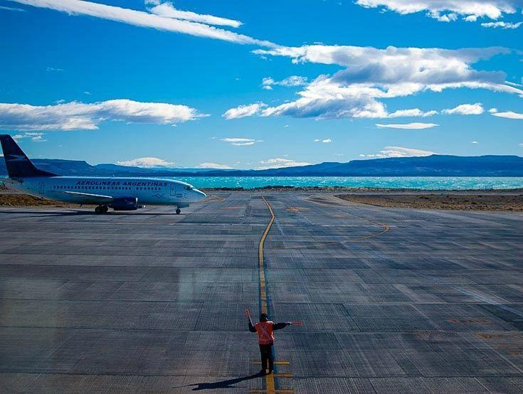 El Calafate Airport Transfer Roundtrip
