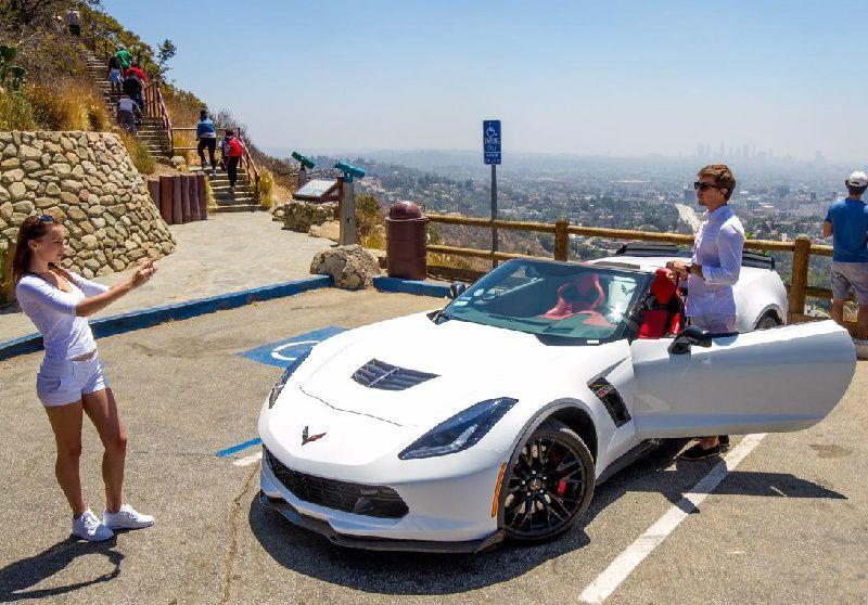 Los Angeles Sports Car Tour