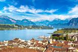 7-Day Rome to Zurich Tour: Florence - Venice - Swiss Alps - Lucerne