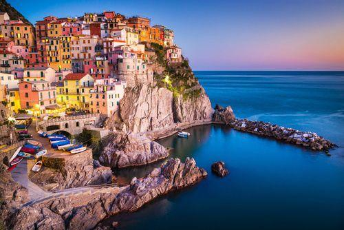4-Day Italian Riviera Small Group Tour from Milan: Genoa - Porto Venere - Cinque Terre - Portofino