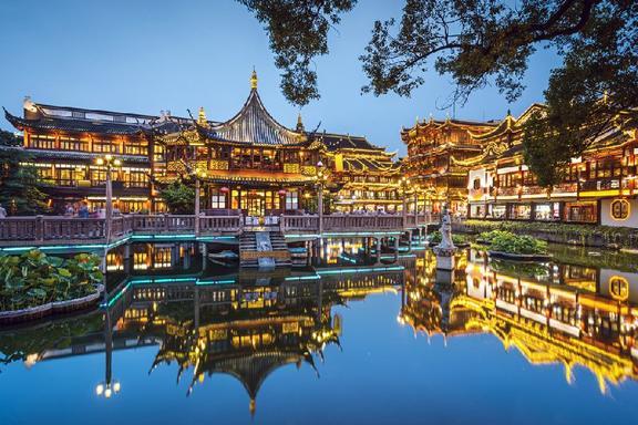 Shanghai Half-Day Tour: The Bund, Yu Garden, Xintiandi, Former French Concession