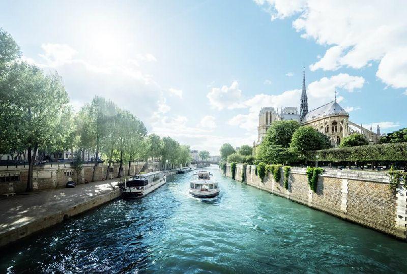 Eiffel Tower Ticket + Seine River Cruise
