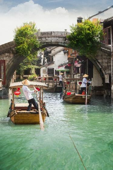 Zhouzhuang Water Town Half Day Tour from Shanghai