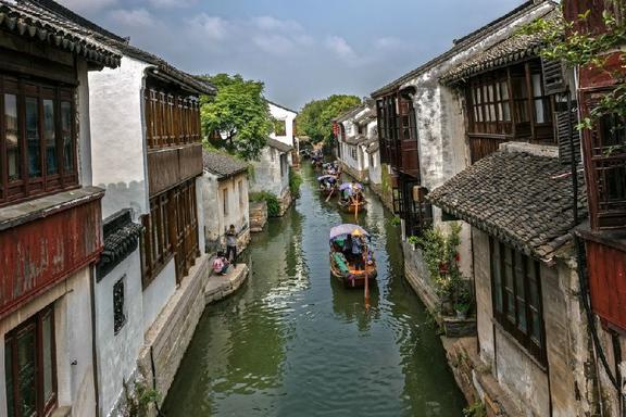 Zhujiajiao Half Day Tour from Shanghai