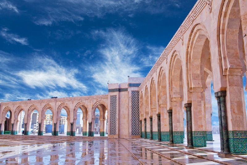 19-Day Spain, Morocco and Portugal Tour Package from Tours4Fun Product Image
