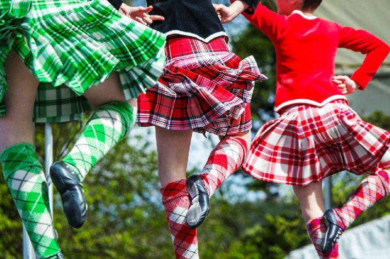 Highland Games Day Tour from Edinburgh