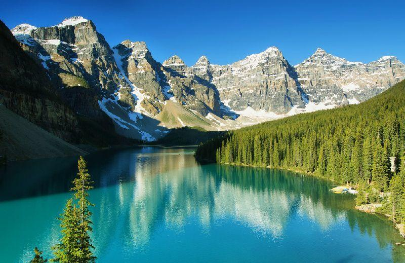 8-Day Vancouver, Canadian Rockies, Glacier View & Victoria Summer Tour Package
