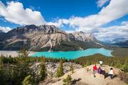 8-Day Vancouver, Canadian Rockies, Glacier View, Coach and VIA Rail-Sleeper Summer Tour Package