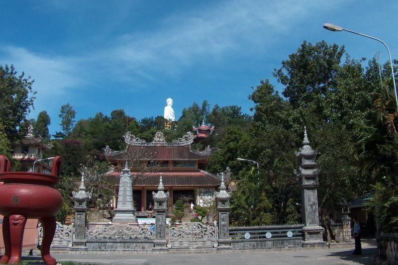 Temples, Waterfalls, & Hot Springs Day Trip From Nha Trang