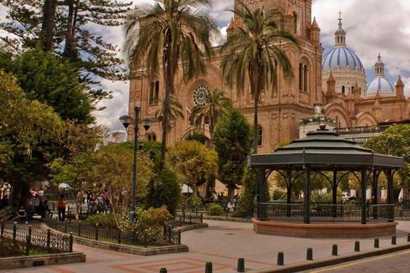 Cuenca Airport Transfer to Hotels - Shared