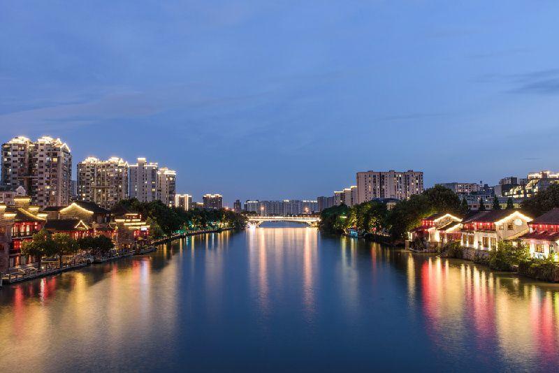 Hangzhou Night Tour w/ Dinner and