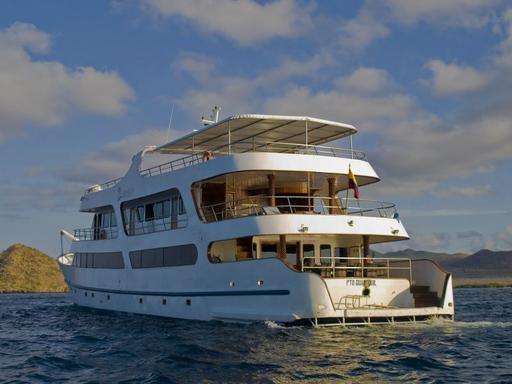 Galapagos Odyssey Cruise