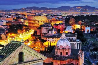12-Day Rome to Frankfurt Tour Package: Italy - Austria - Hungary - Czech Republic