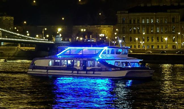 Danube Dinner Cruise with Piano Performance