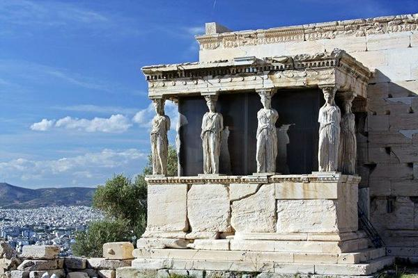 4.5-Hour Athens Sightseeing Tour W/ Acropolis Museum**Admission Fees Included -- Pick-up from 70 Hotels in Central Athens**