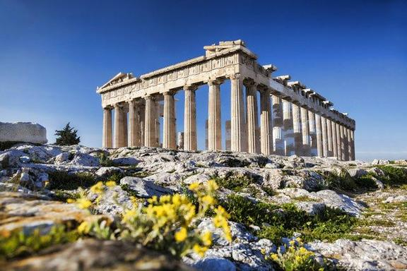 4-Hour Athens Sightseeing Tour W/ The Acropolis: PM Departure