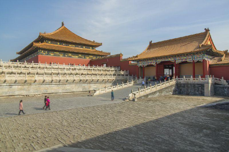 Beijing Private Walking Tour W/ Chaoyang Theatre Acrobat Show