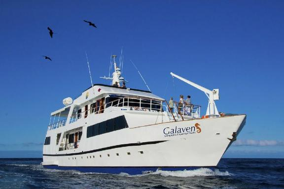 Galaven Galapagos Cruise
