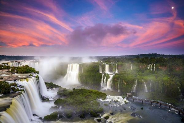 10-Day Argentina Tour: Buenos Aires -  Iguazu Falls - El Calafate