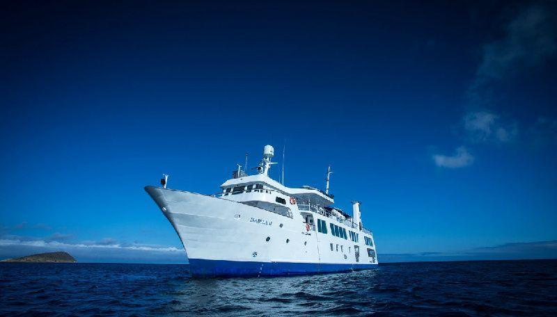 Isabela Yacht - Galapagos Cruise