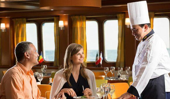 Santa Cruz II Yacht - Galapagos Cruise