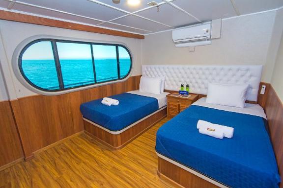Tip Top II - Galapagos Cruise