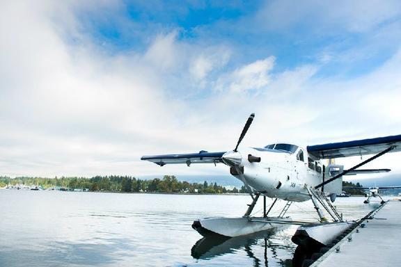 Vancouver Classic Panorama Airplane Tour