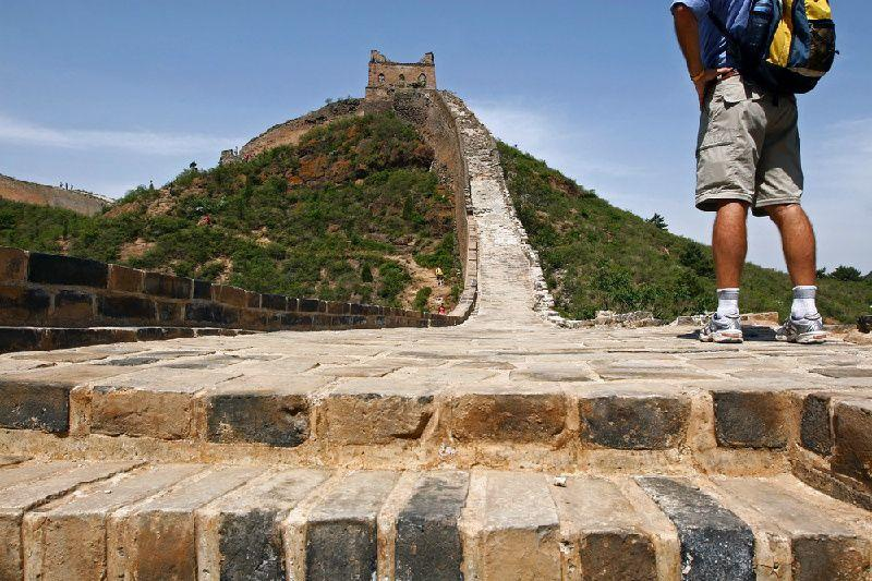 Private Great Wall Hiking Tour - Medium Level - Simatai to Jinshanling