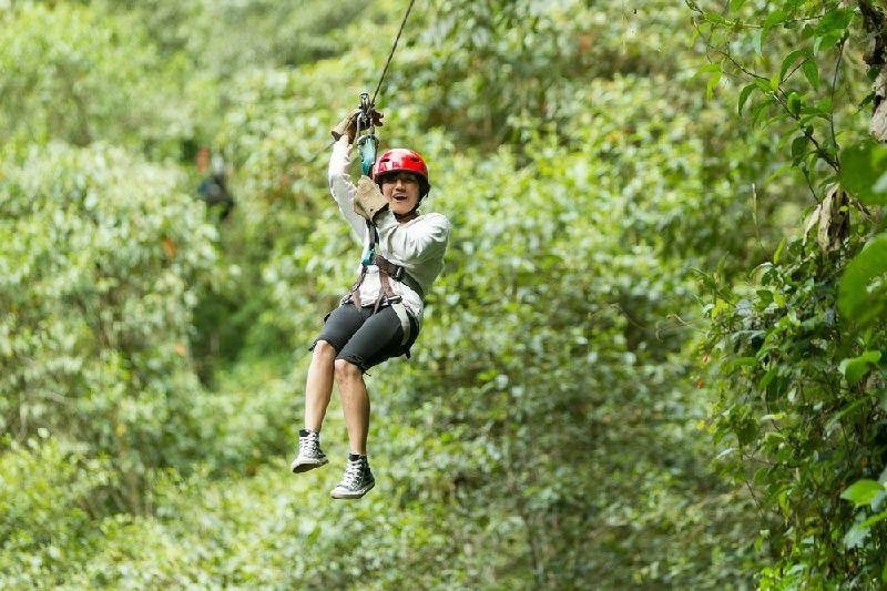 Private Cuenca Canopy Experience