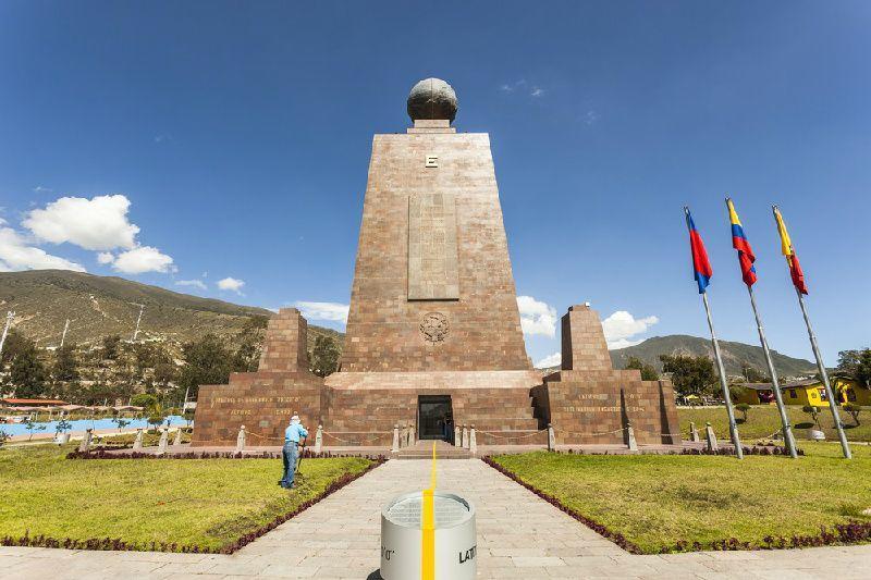 Private Quito City Tour W/ The Equator Line