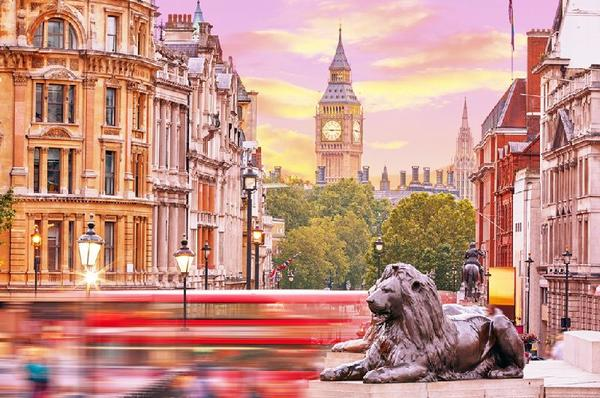 13-Day Madrid to London Holiday Package: Spain - France - England**w/ Madrid-Barajas Airport Pick-up Service**