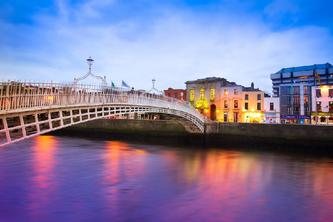 3-Hour Private Tour of Dublin