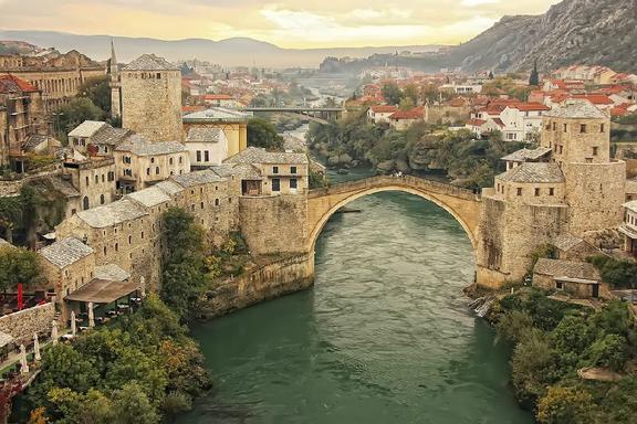 8-Day Balkans Tour Package: Croatia - Bosnia - Slovenia