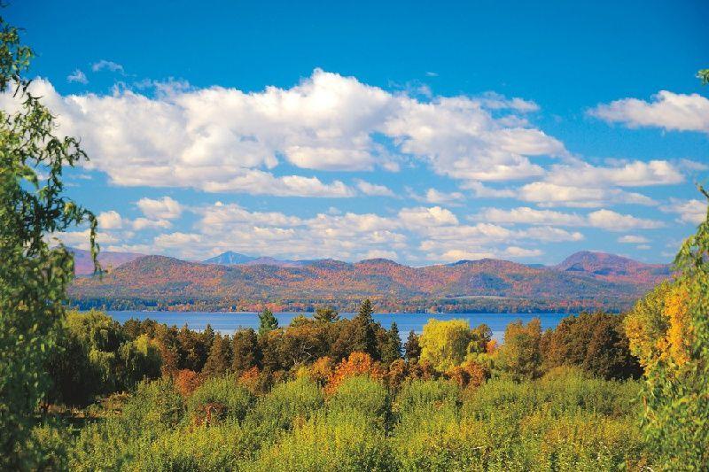 6-Day New England Fall Foliage Tour