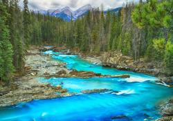 3-Day Relaxing Canadian Rockies Tour From Calgary