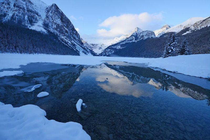 3-Day Canadian Rockies Winter Tour From Calgary