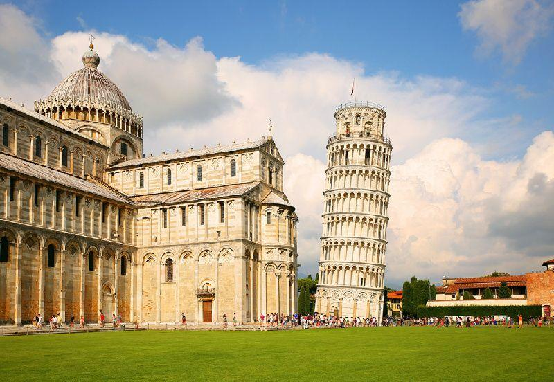 Pisa Walking Tour W/ Leaning Tower Tickets