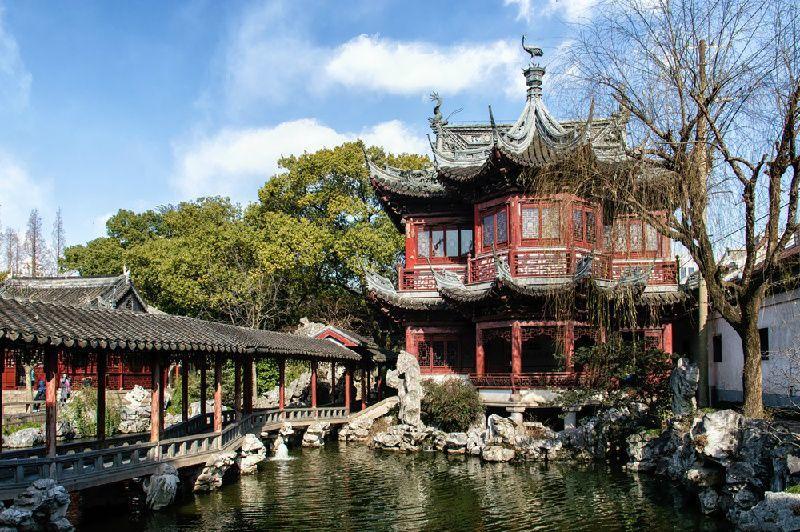 Private Day Tour of Shanghai Urban Planning Exhibition Center, The Bund and Yu Garden