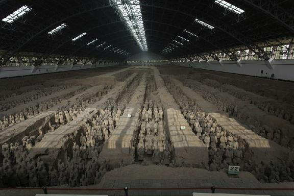Terracotta Warriors and Han Yangling Museum Private Tour