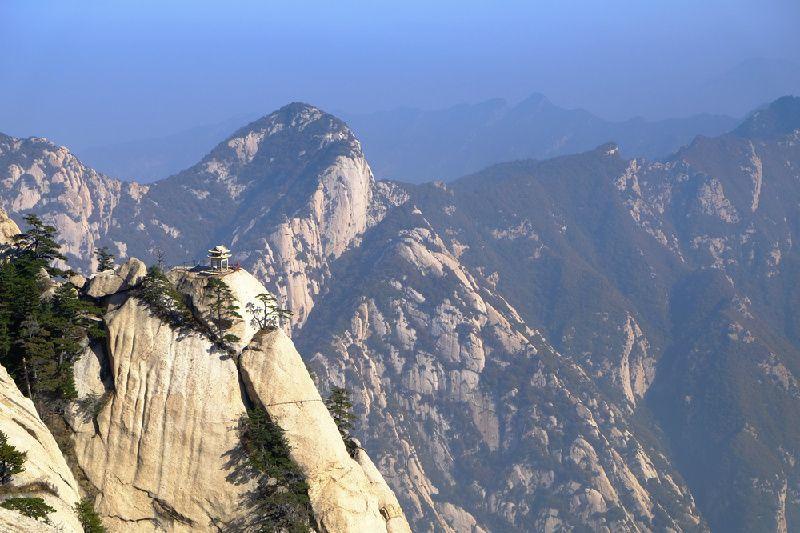 Private Huashan Adventure Tour