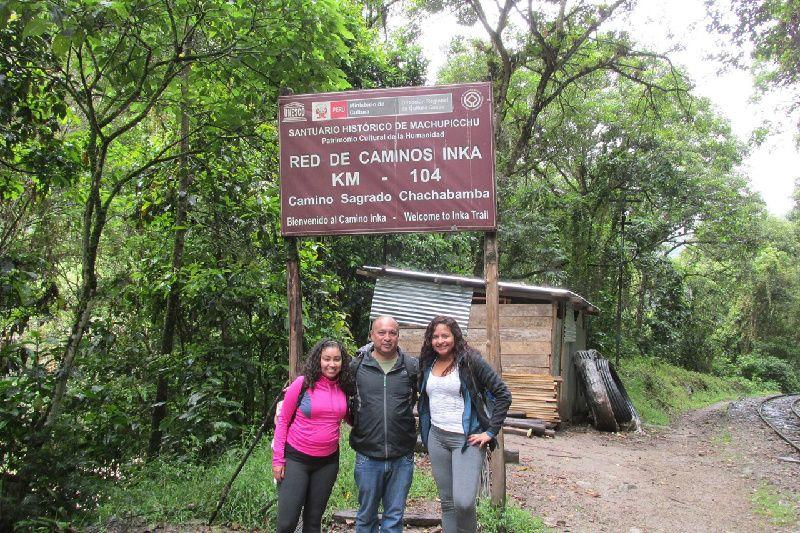 2-Day Express Inca Trail to Machu Picchu Tour