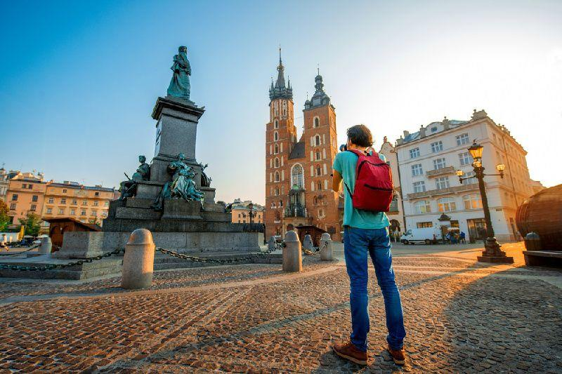 Discover Krakow Small Group Walking Tour