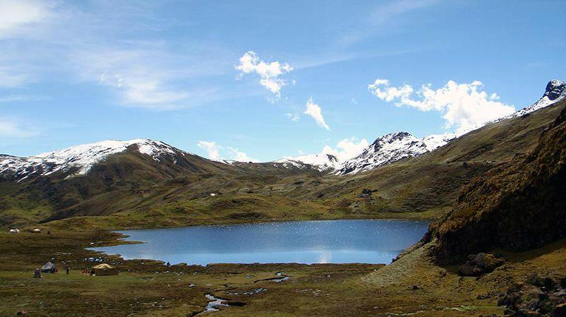 4-Day Lares Valley Trek to Machu Picchu Tour