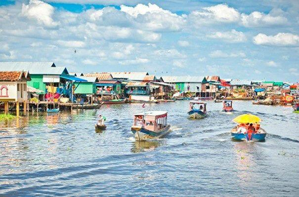Chong Khneas Floating Village Day Trip From Siem Reap