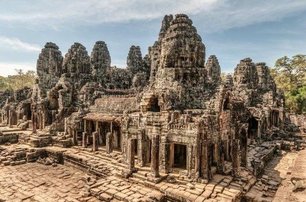 Angkor Wat Tour From Siem Reap